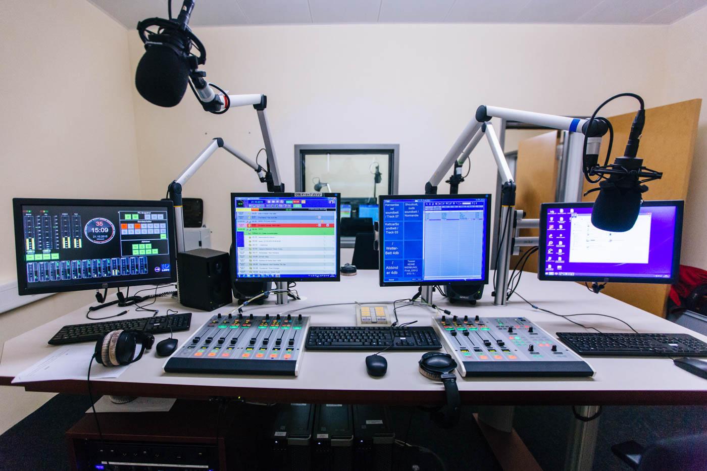 Tonstudio Uniradio