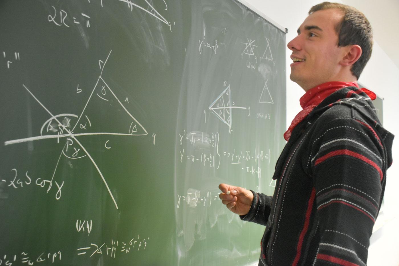 Max berechnet Trigonometrie