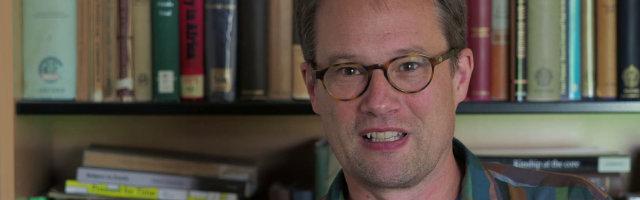Portrait Prof. Dr. Gregor Dobler