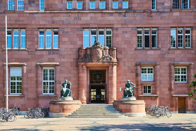 Portal KG I, Uni Freiburg