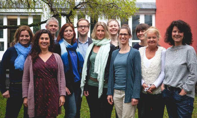Team der Studienberatung der Uni Freiburg